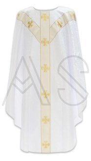 Semi Gothic Chasuble - in stock, shipping in 24h