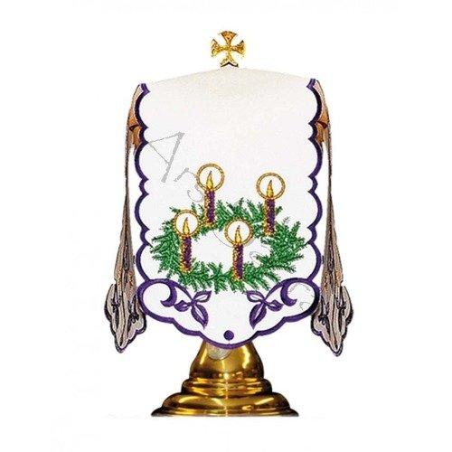 """Ciborium veil """"Advent"""" SP-10"""