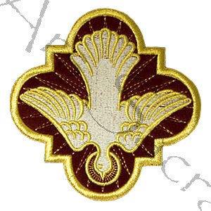 """Emblem """"Holy Spirit"""" AP-SPIRIT"""