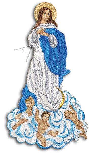 """Emblem """"Our Lady of the Assumption"""" AP-3"""