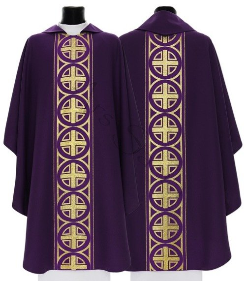 Gothic Chasuble 046-F