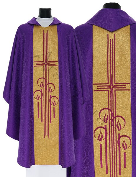 Gothic Chasuble 761-F25