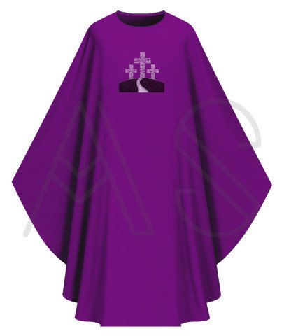 Gothic Chasuble G436-F27
