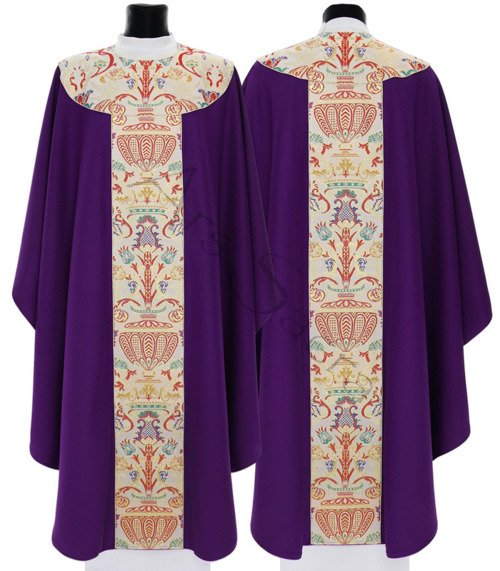 Gothic Chasuble GT115-F