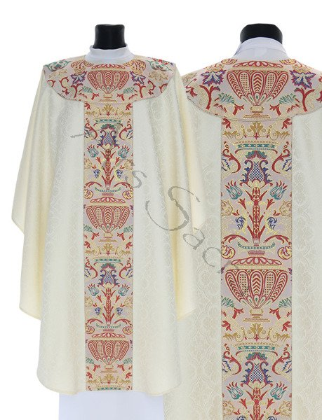 Gothic Chasuble GT115-K25