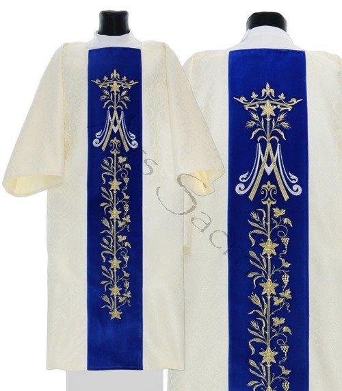 Marian Gothic Dalmatic D581-AKN25