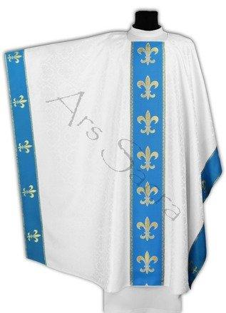 Marian Monastic Chasuble MX086-BN25
