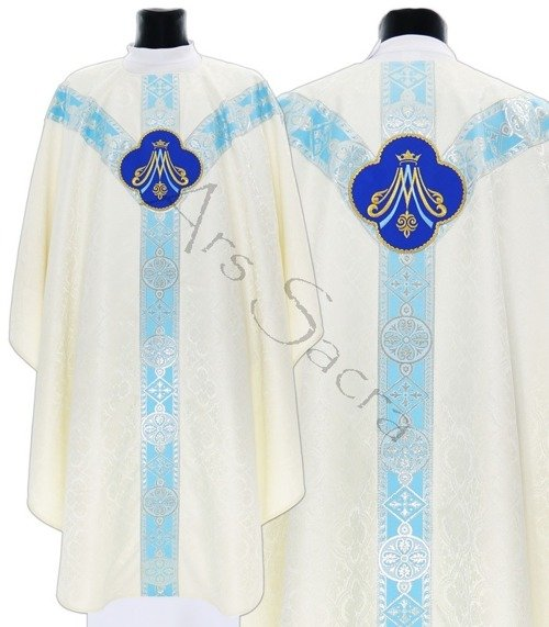 Semi Gothic Chasuble GY214-BN25