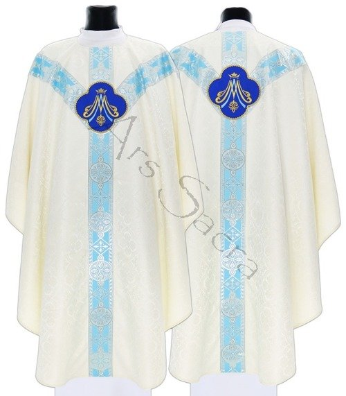 Semi Gothic Chasuble GY214-KN25