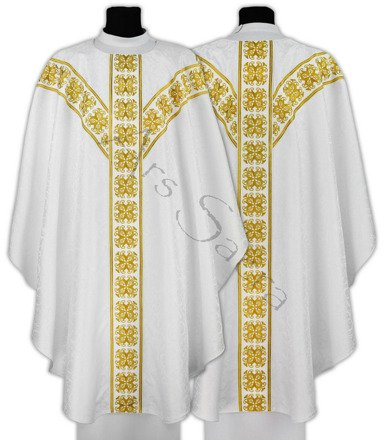 Semi Gothic Chasuble GY555-B25