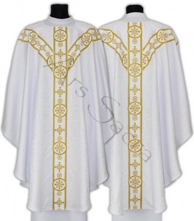 Semi Gothic Chasuble GY579-AB25