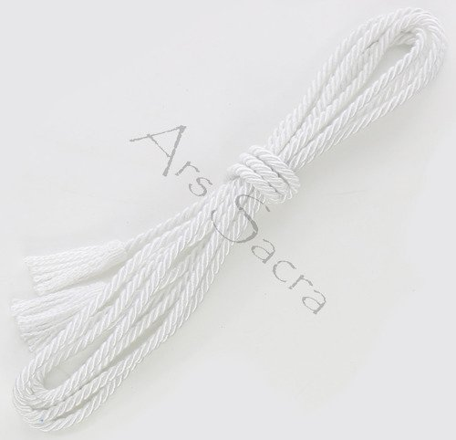 White cincture CINCTURE-B