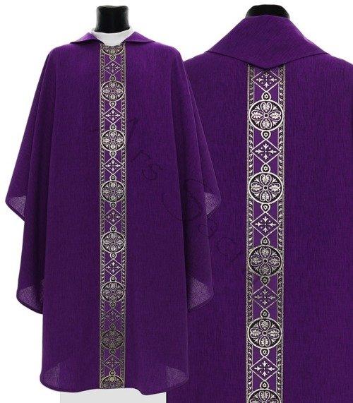 Chasuble gothique 113-F27