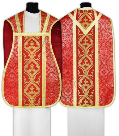 Chasuble romaine R023-C14
