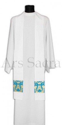 Marianische gotische Stola SZ81-BN